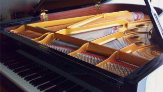 ピアノヤマハS4
