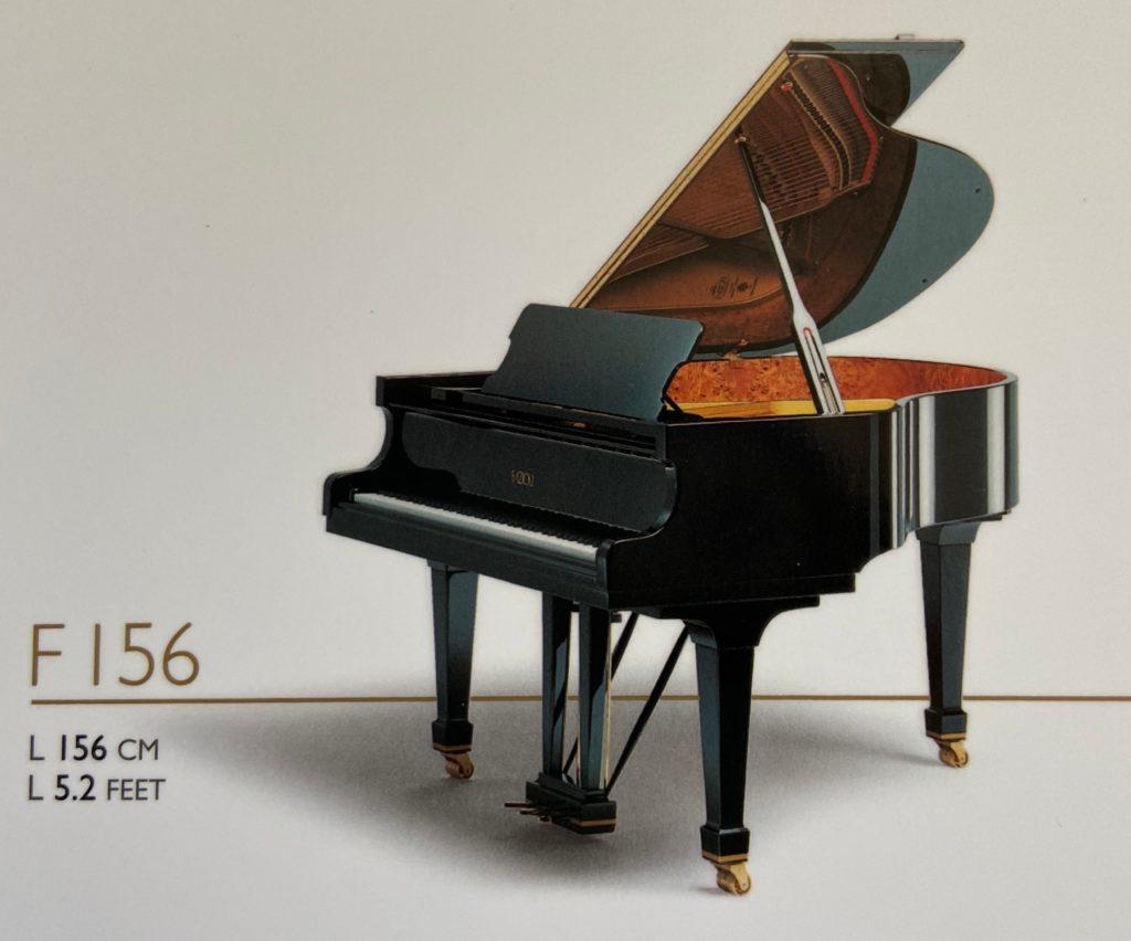ファツィオリF156