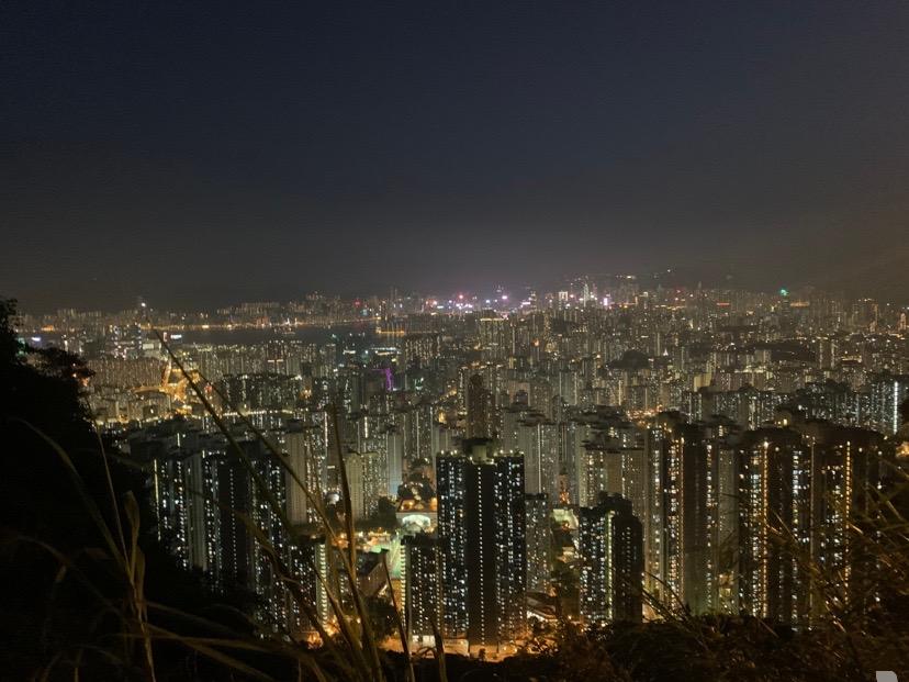 HKマクリホース夜景