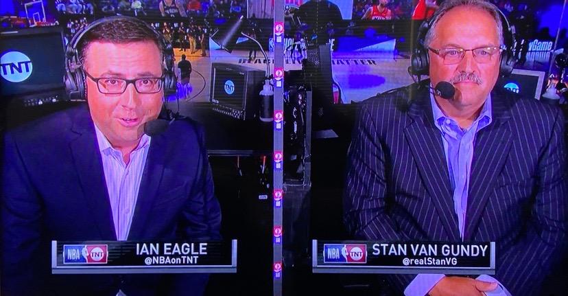 NBA解説スタン