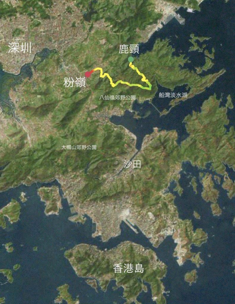 HKウィルソン地図