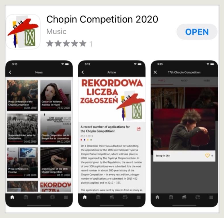 ショパンアプリ