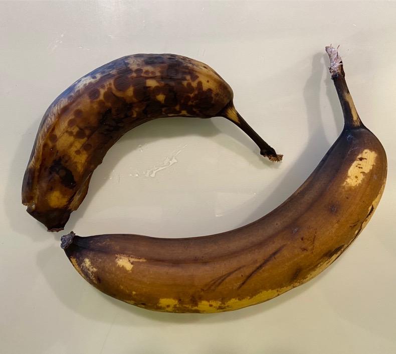 バナナパンケーキ1