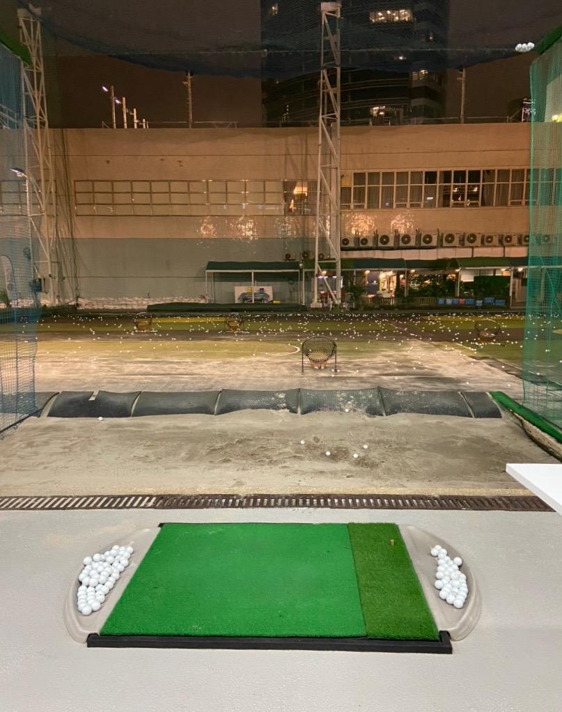 オリンピックゴルフサンド