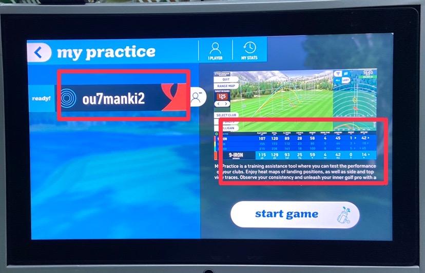 オリンピックゴルフアプリ成功