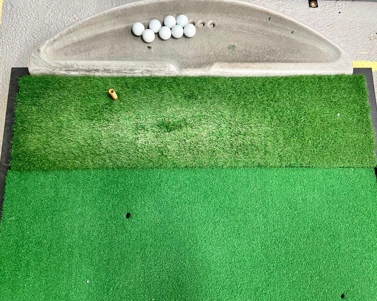 オリンピックゴルフマット