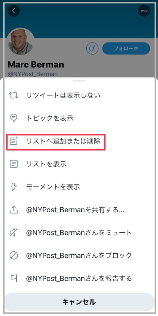 Twitter list9