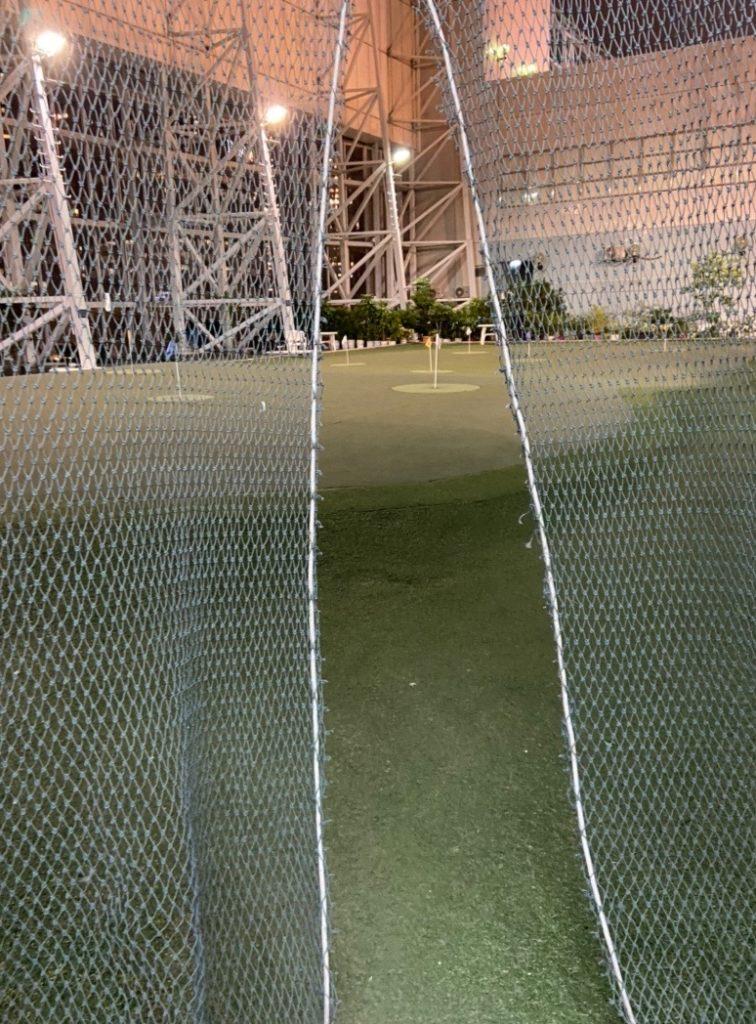オリンピックゴルフパター