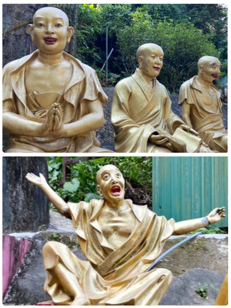 万仏寺仏様2枚