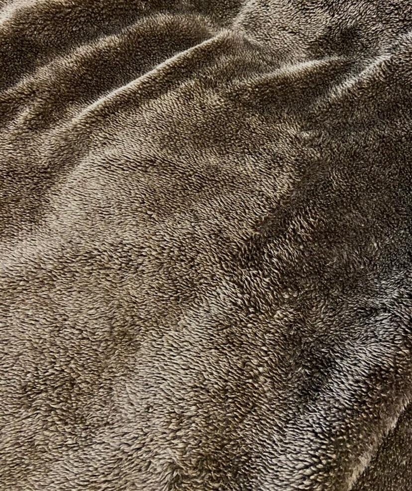 ユニクロ毛布後