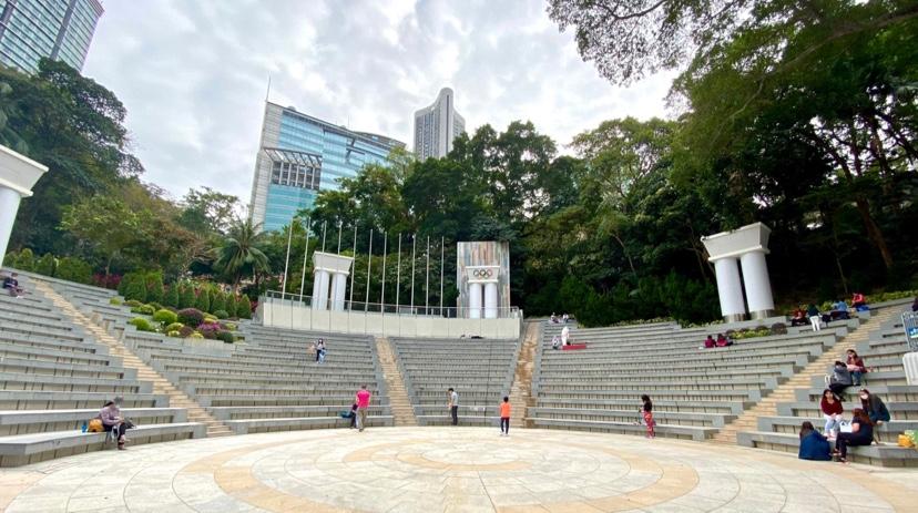 香港公園中9