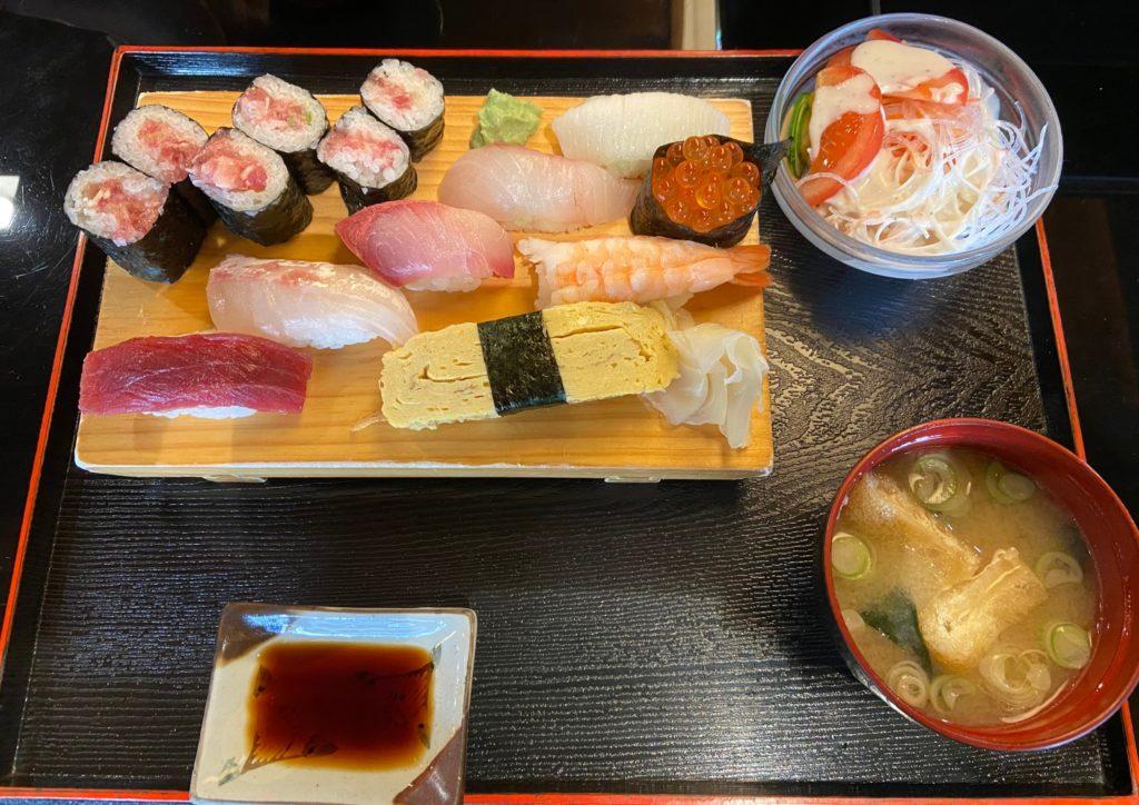加藤寿司セット