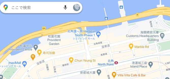 マーブル春秧街地図1