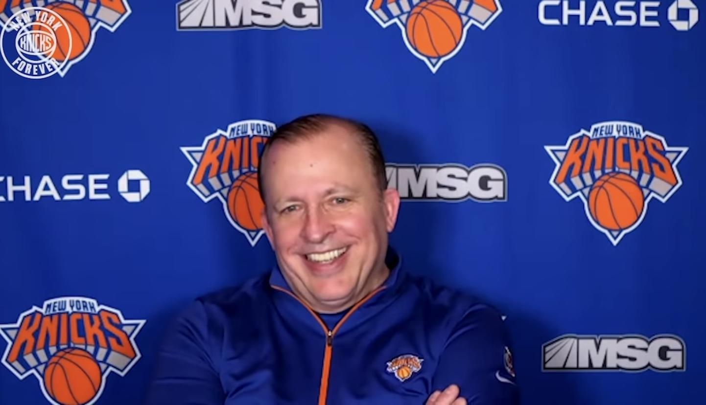 NBAコーチたちのおはなし