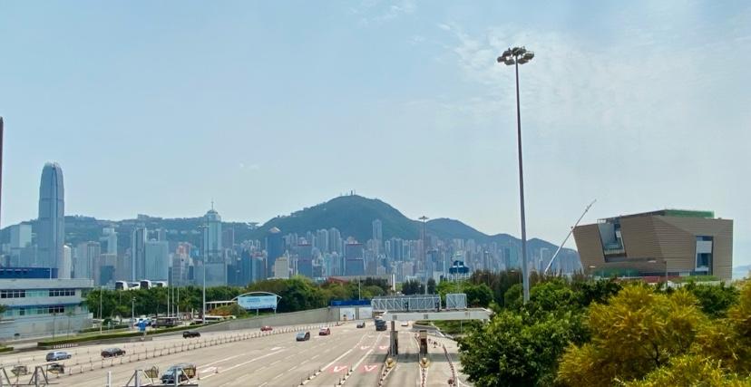 西九文化區香港サイド