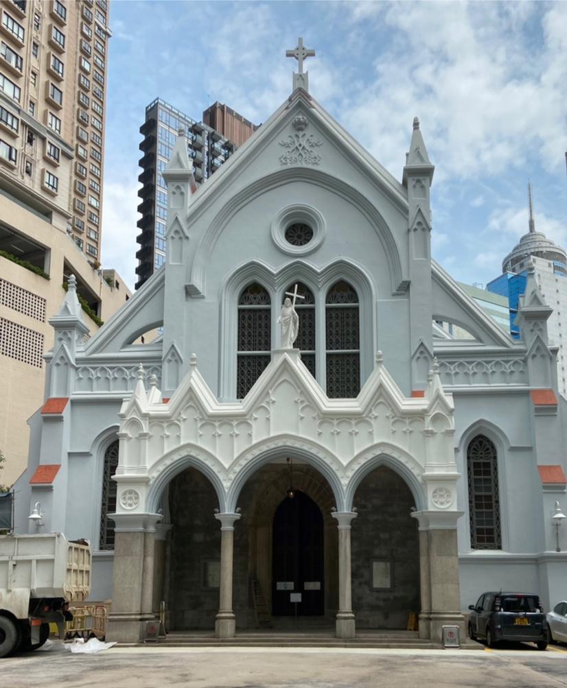 半山教会3