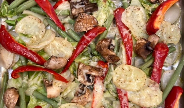 焼き野菜9