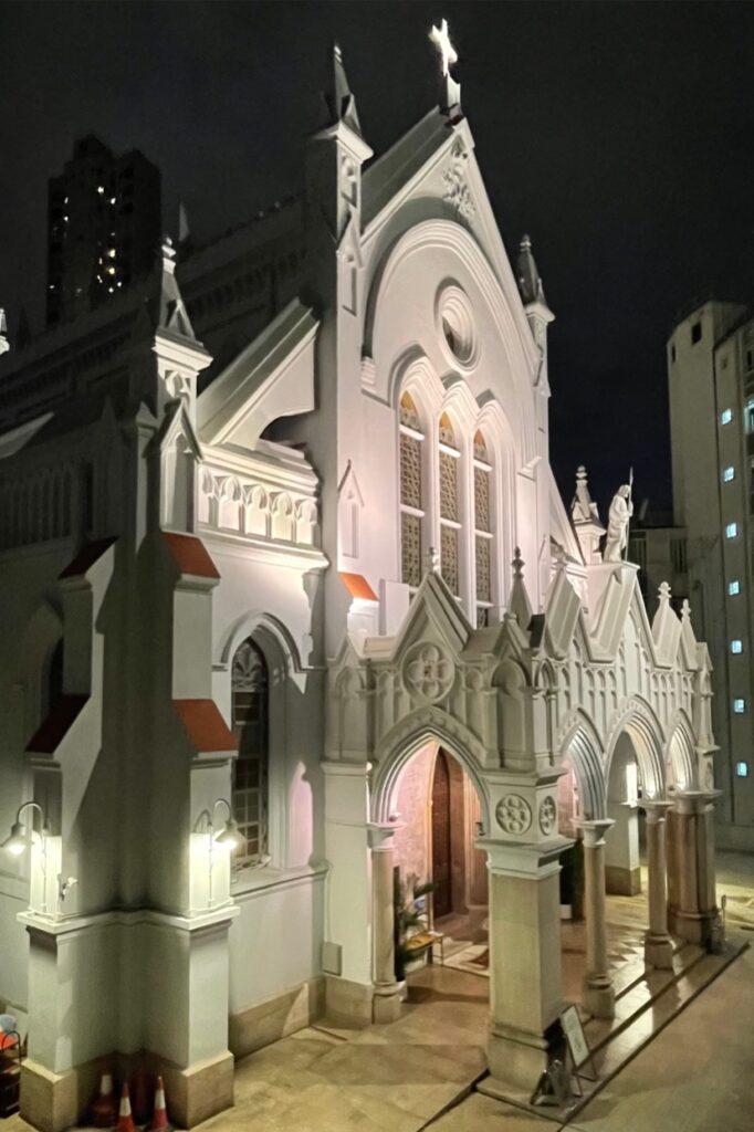 半山教会5