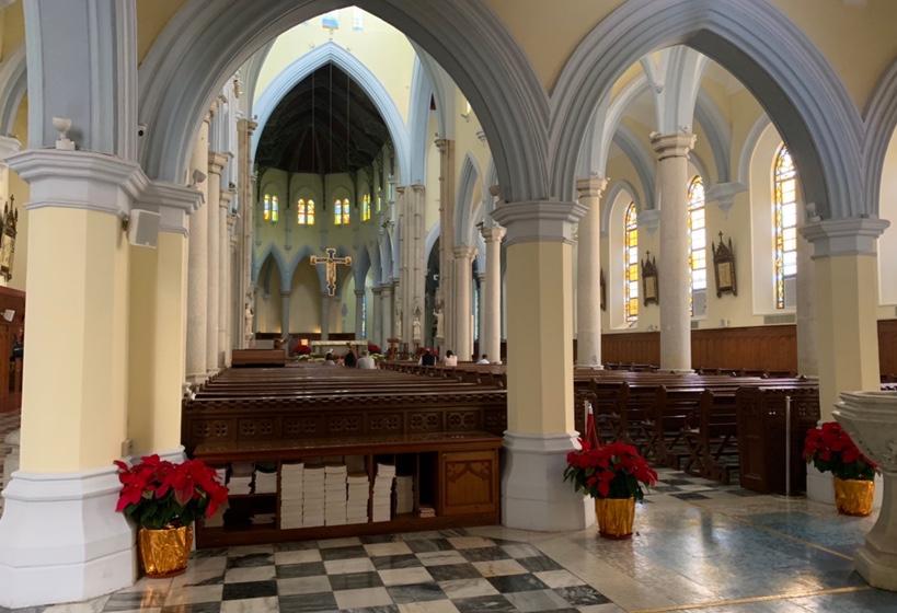 半山教会4